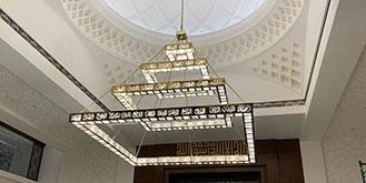 مشاريعنا مسجد الدكتور عبدالرحمن الخليفي مكه