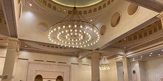 مشاريعنا مسجد الشيخ سعد المهنا الرياض